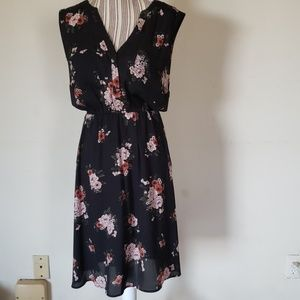 Torrid Georgette sleeveless dress